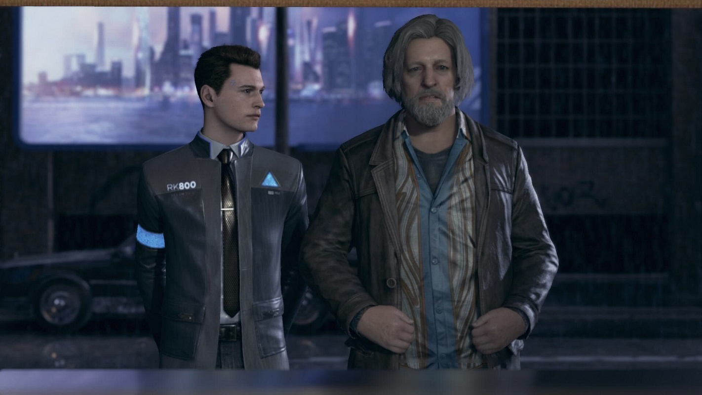 General 1422x800 Detroit: Become Human Connor (Detroit: Become Human) video games PlayStation 4 Quantic Dream