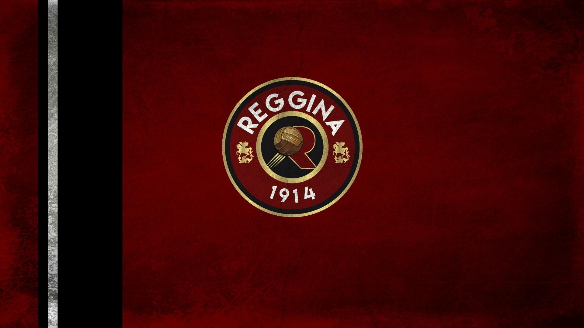 General 1920x1080 Reggina 1914 Calabria Reggio di Calabria Italy grunge soccer amaranth black football stadium