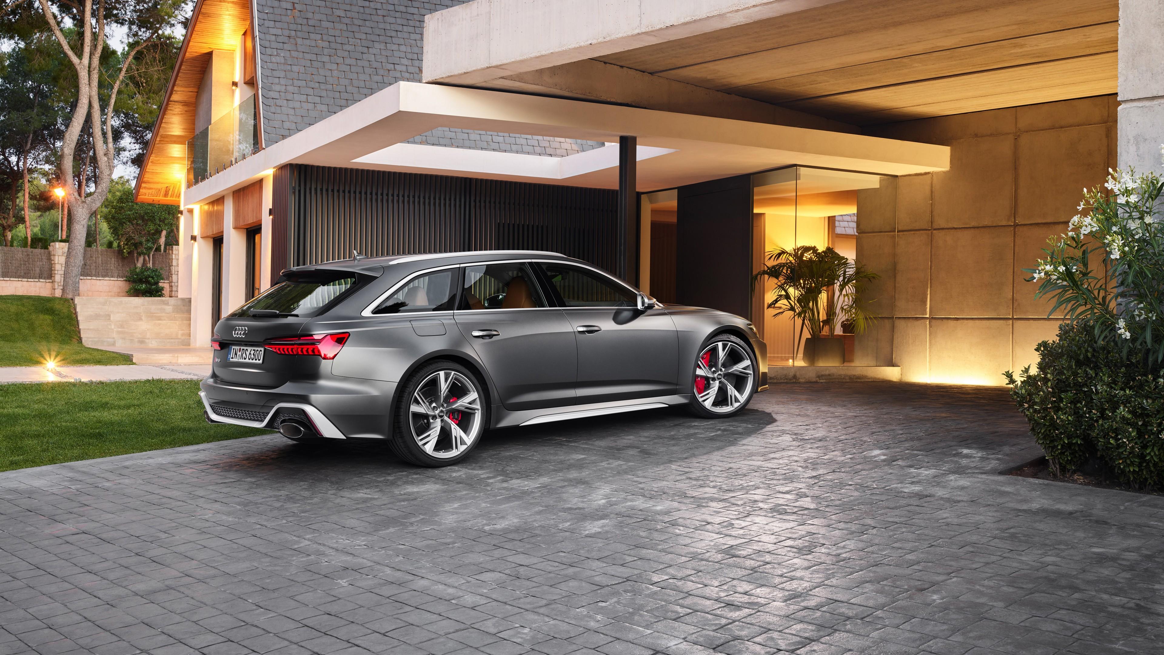 Audi, Audi RS6 Avant, luxury cars   3840x2160 Wallpaper ...
