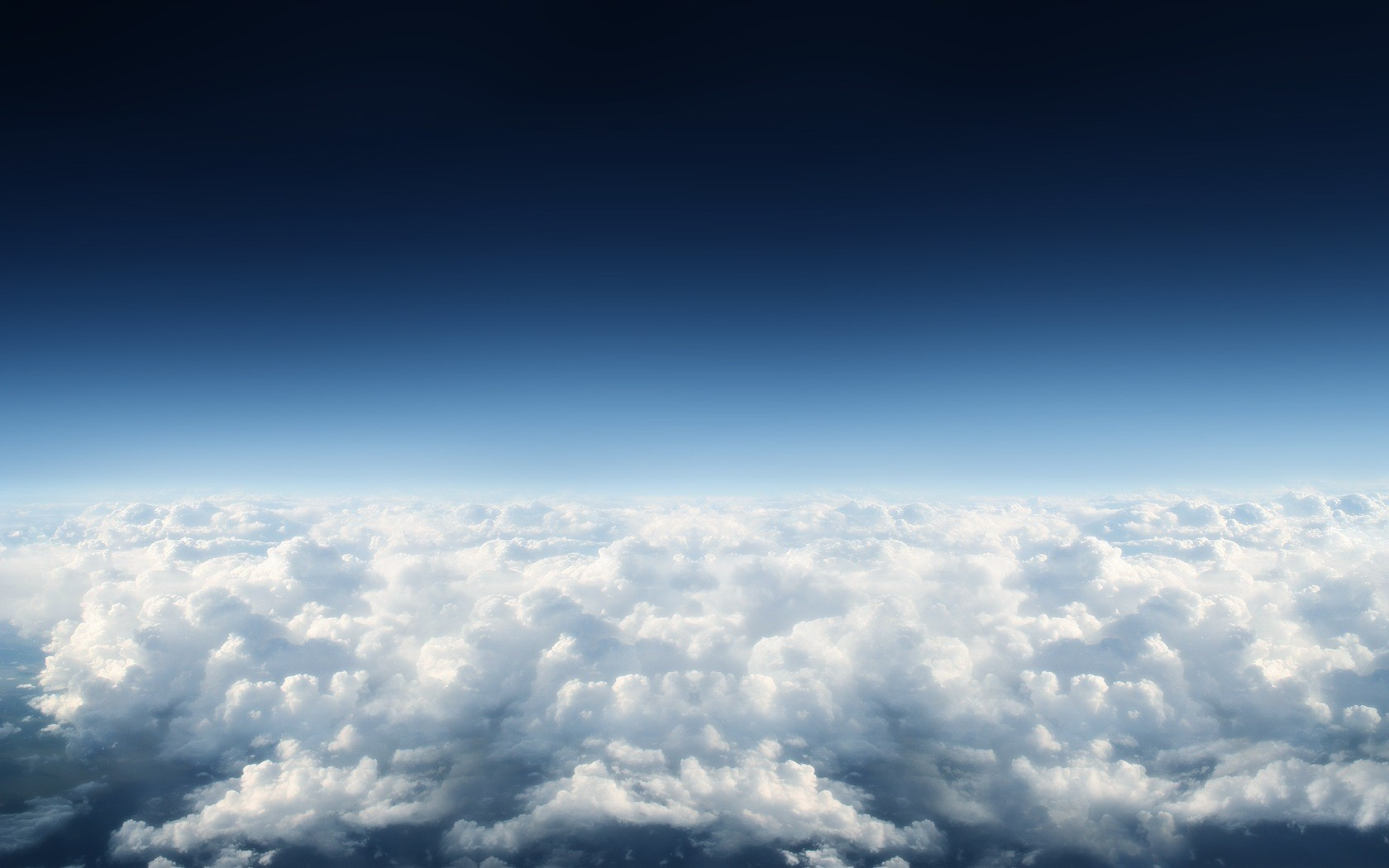 General 1680x1050 clouds sky white blue space