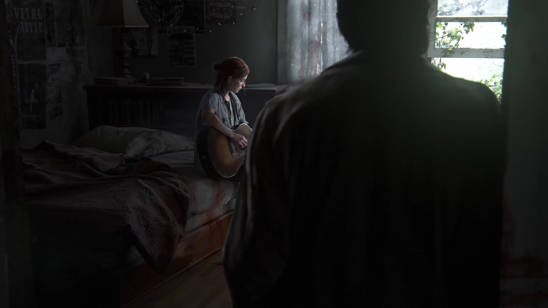 General 1920x1080 The Last of Us 2 Ellie video games