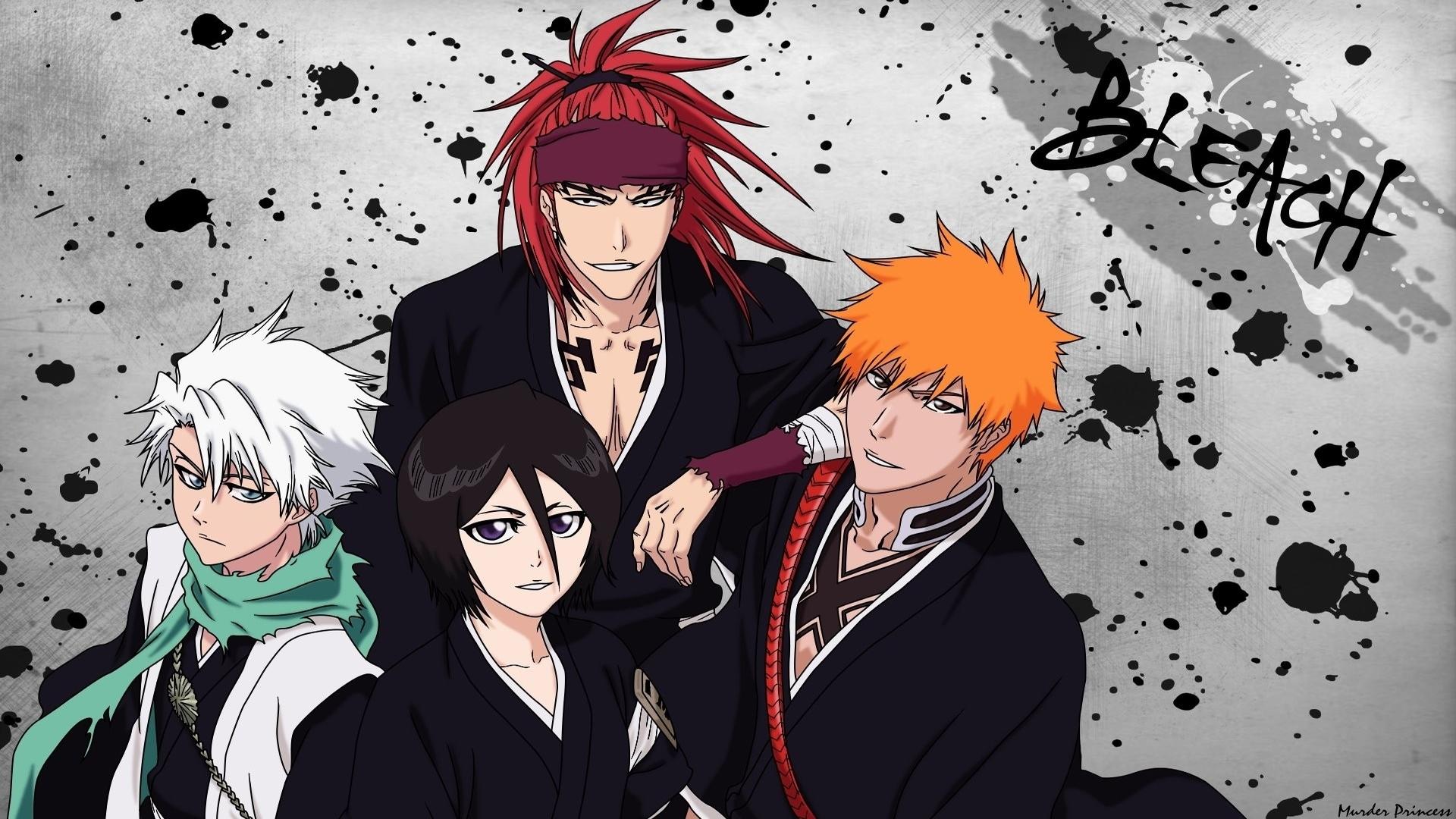Anime 1920x1080 Bleach manga anime