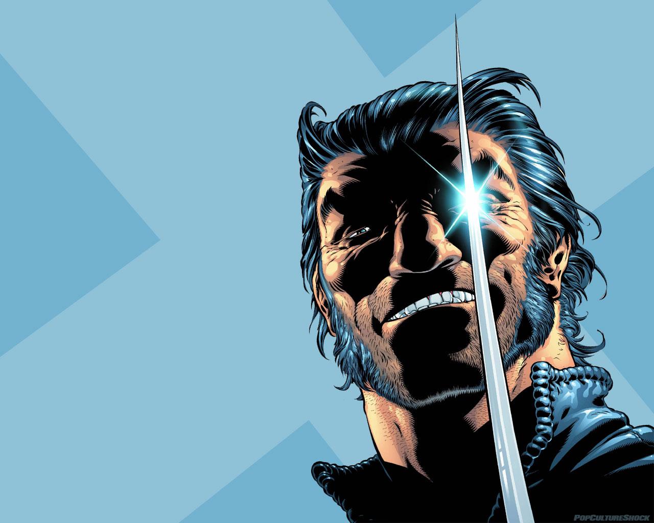 General 1280x1024 X-Men Marvel Comics Wolverine