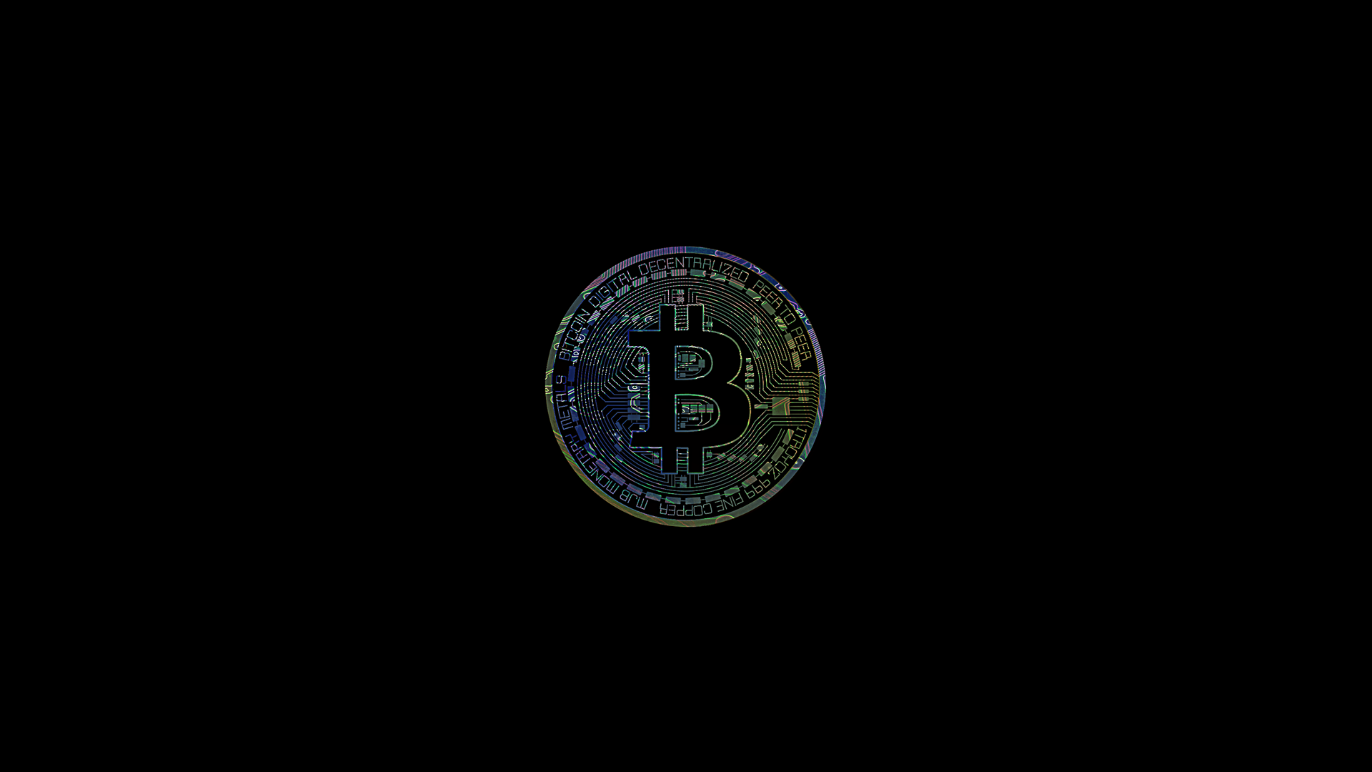 General 1920x1080 Bitcoin cryptocurrency money currency