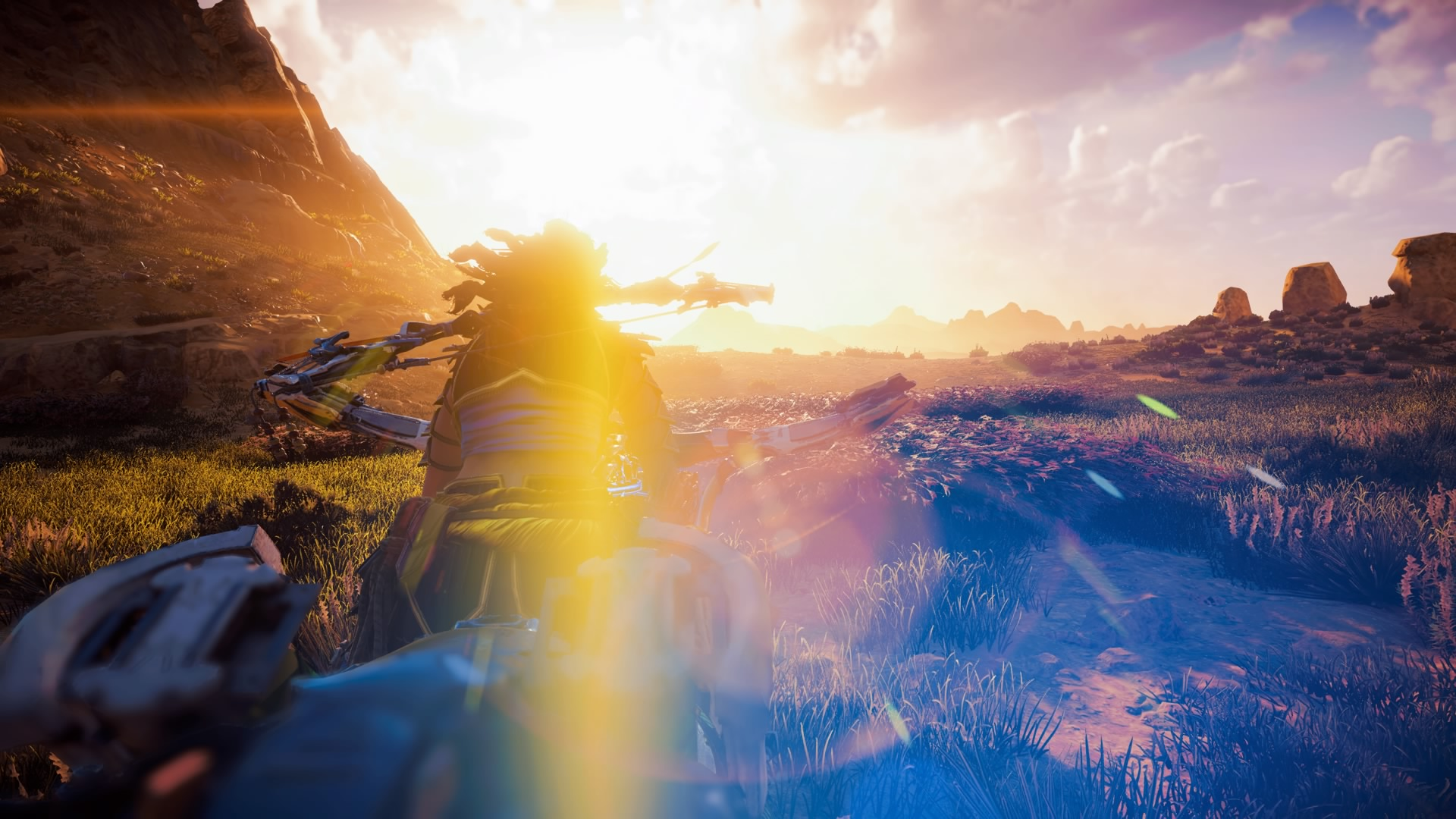General 1920x1080 Horizon: Zero Dawn video games screen shot
