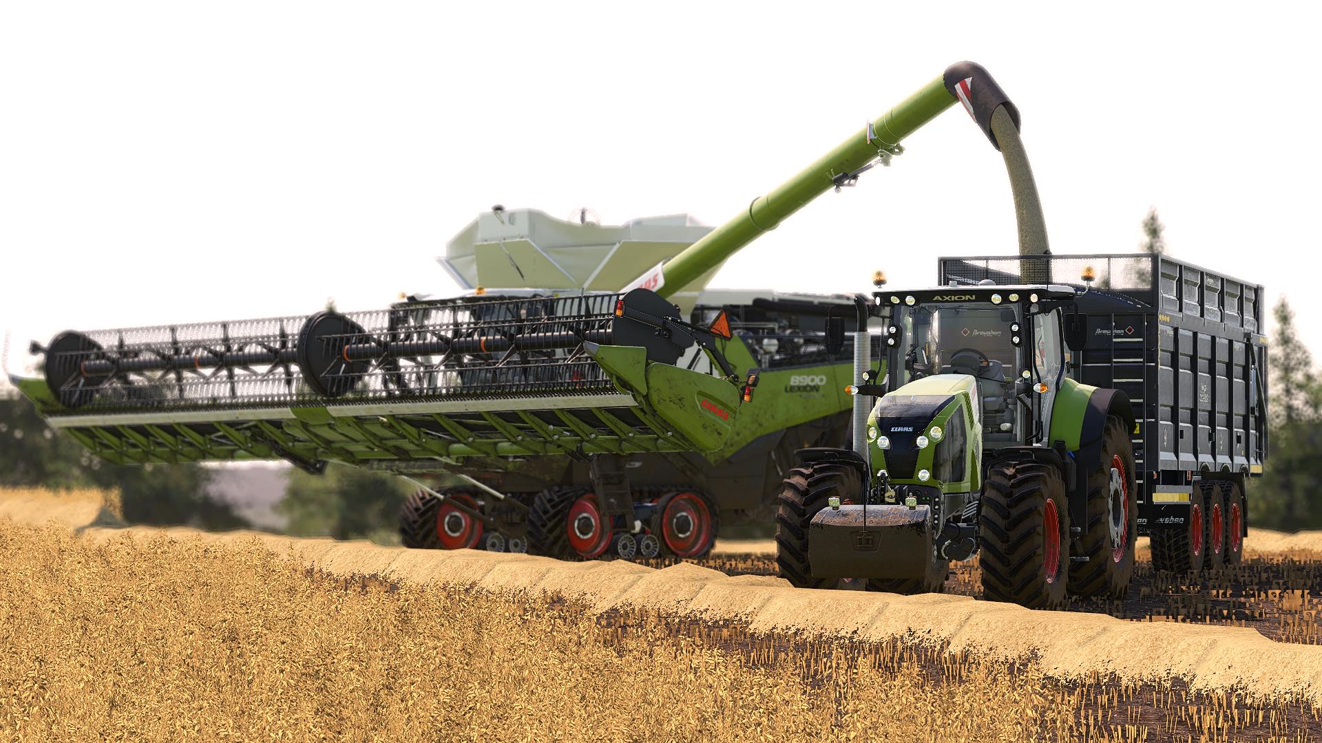 General 1920x1080 fs19 farming farm tractors Harvest nature farming simulator