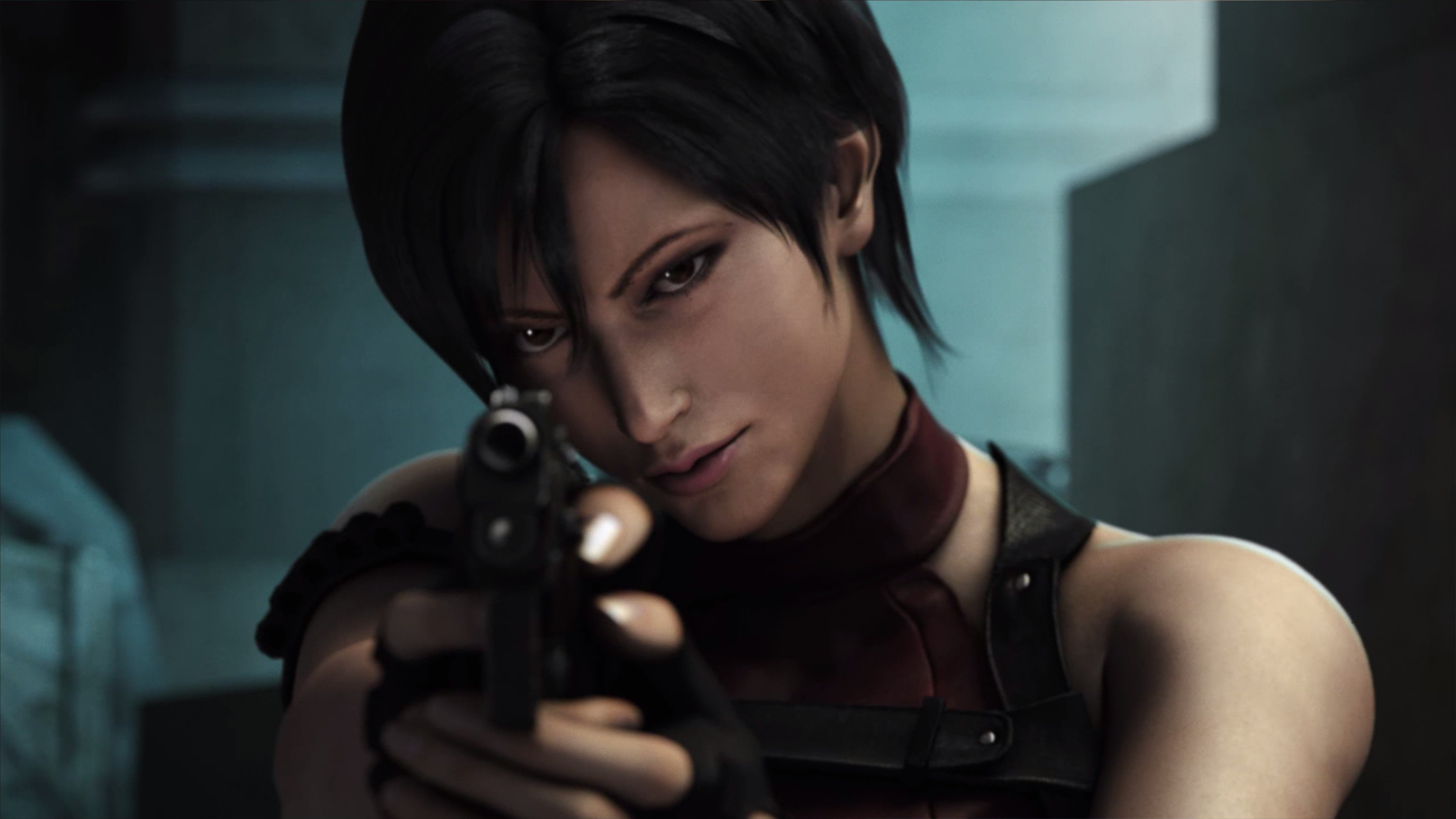 General 3840x2160 Ada Wong Resident Evil Resident Evil 4 Girl With Weapon Japan