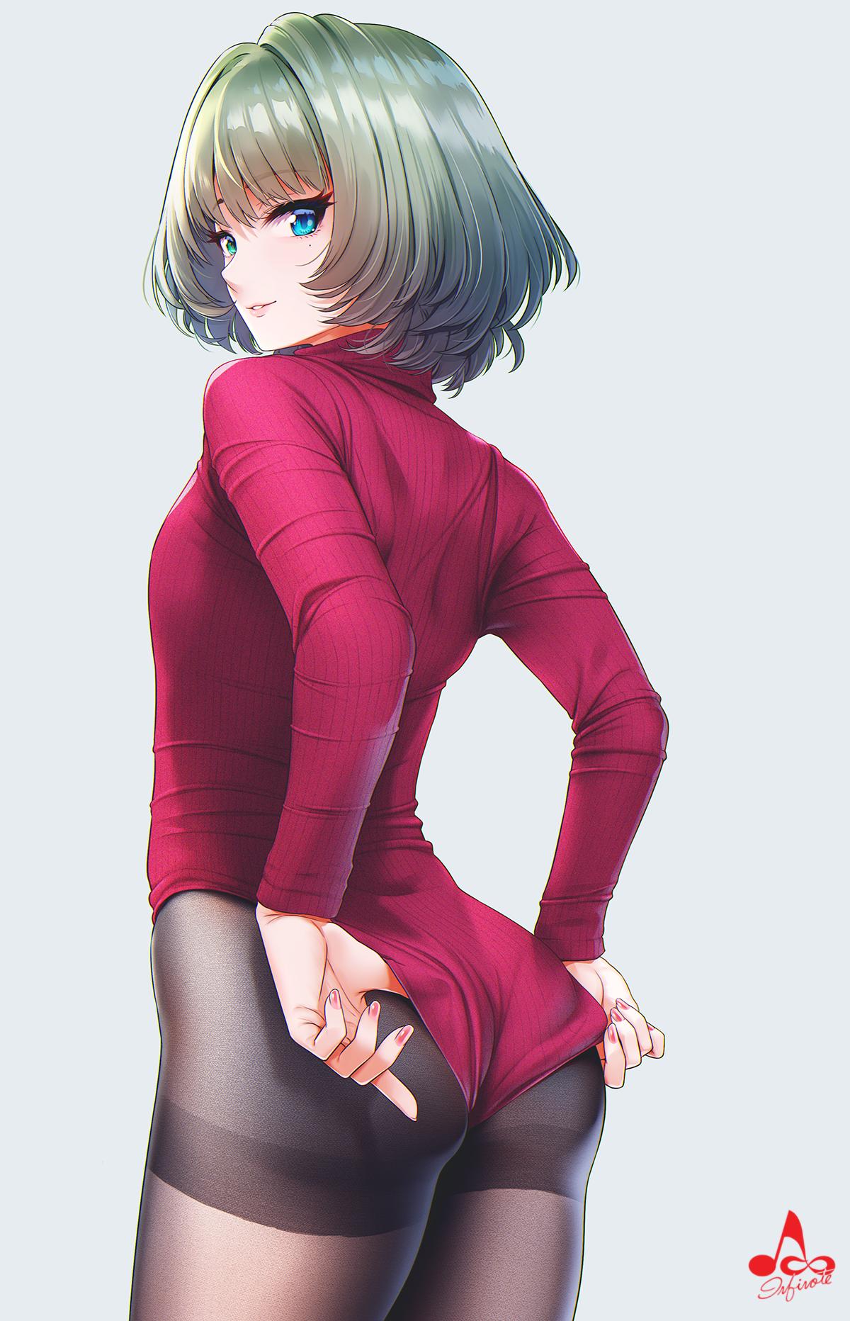 Anime 1200x1864 anime anime girls digital art artwork 2D portrait display vertical THE iDOLM@STER infinote