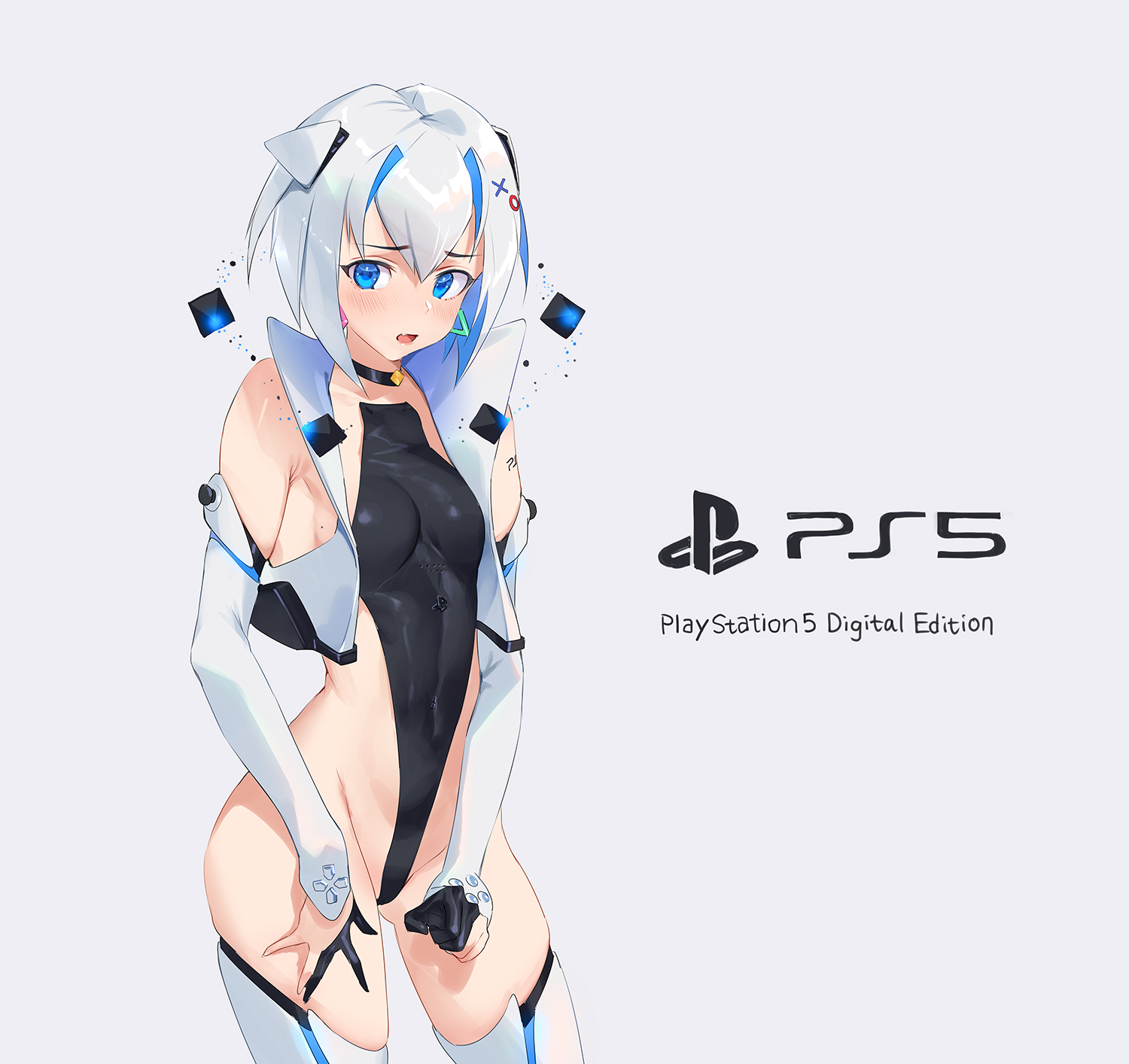 Anime 1500x1414 anime anime girls digital art artwork 2D portrait Playstation 5