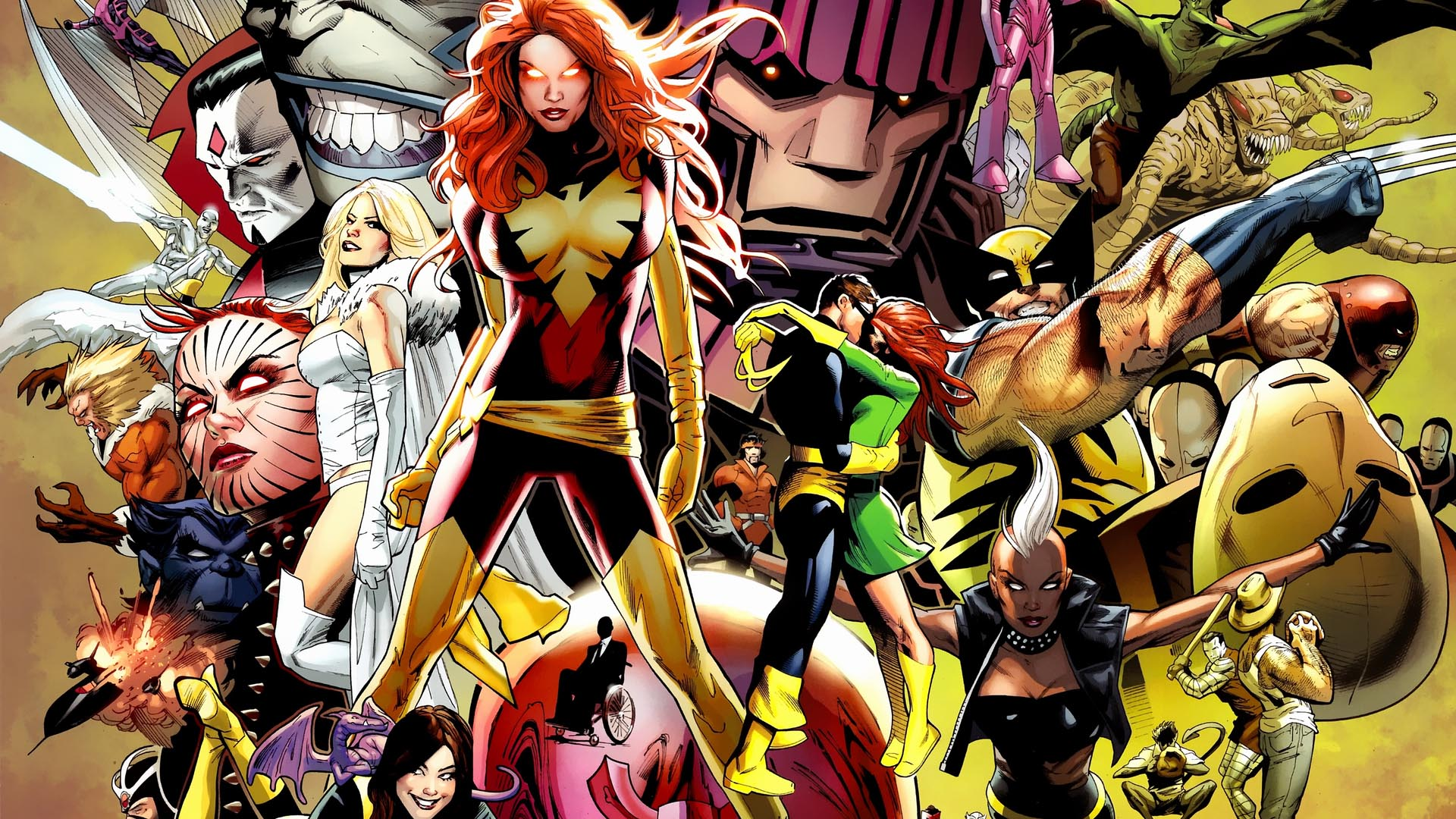 General 1920x1080 Marvel Comics X-Men Archangel (Marvel Comics) Iceman Sabretooth Beast (Henry McCoy) Hope Summers Emma Frost Havok Lockheed (Marvel Comics) Phoenix (Marvel Comics) Sentinel Mister Sinister Apocalypse (character) Cyclops Forge (Marvel Comics) Charles Xavier Nimrod Sauron (Marvel Comics) Wolverine Storm (character) Brood Juggernaut (Marvel Comics) Nightcrawler colossus Kitty Pryde