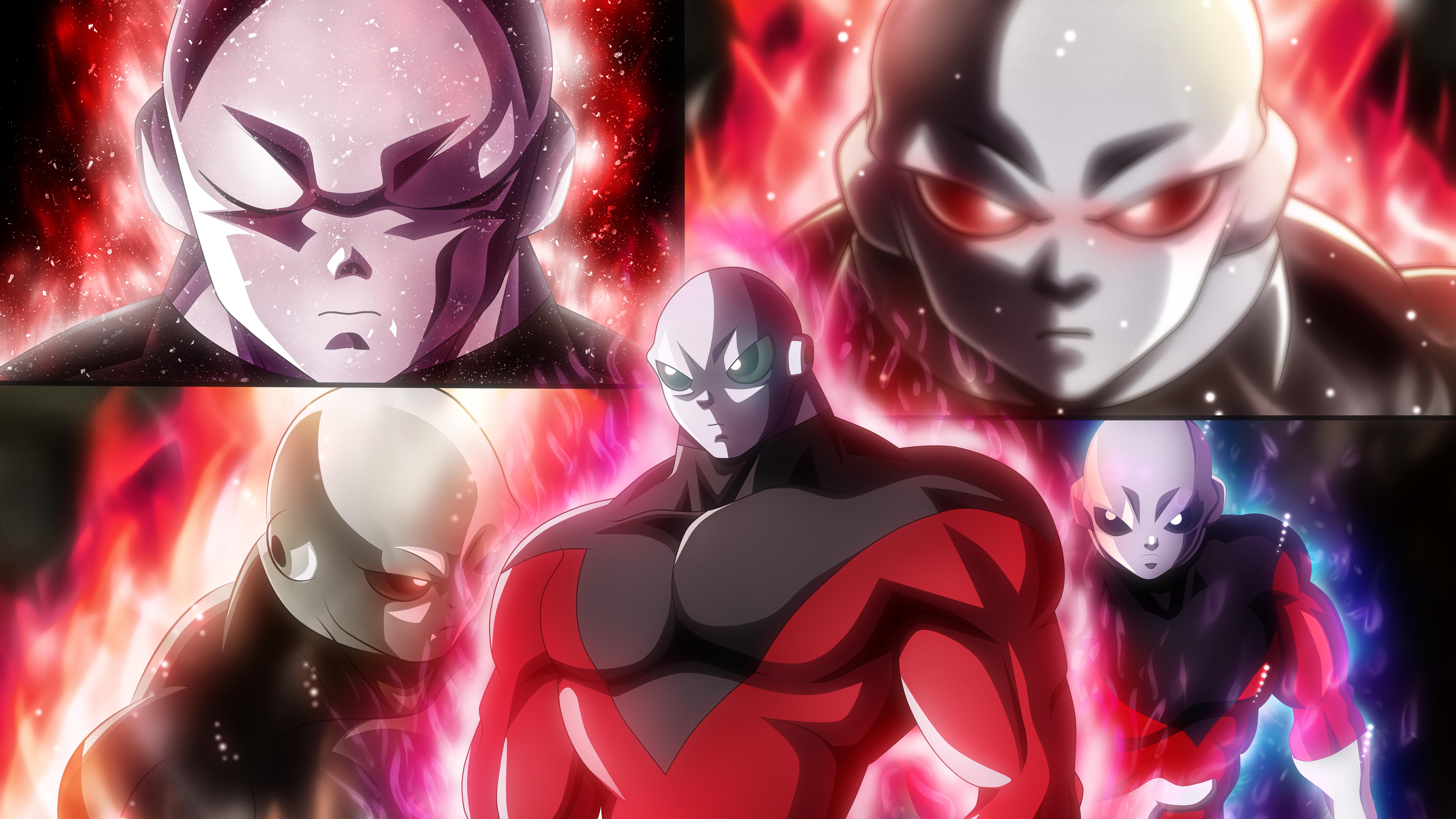 Anime 7680x4320 Dragon Ball Dragon Ball Super jiren