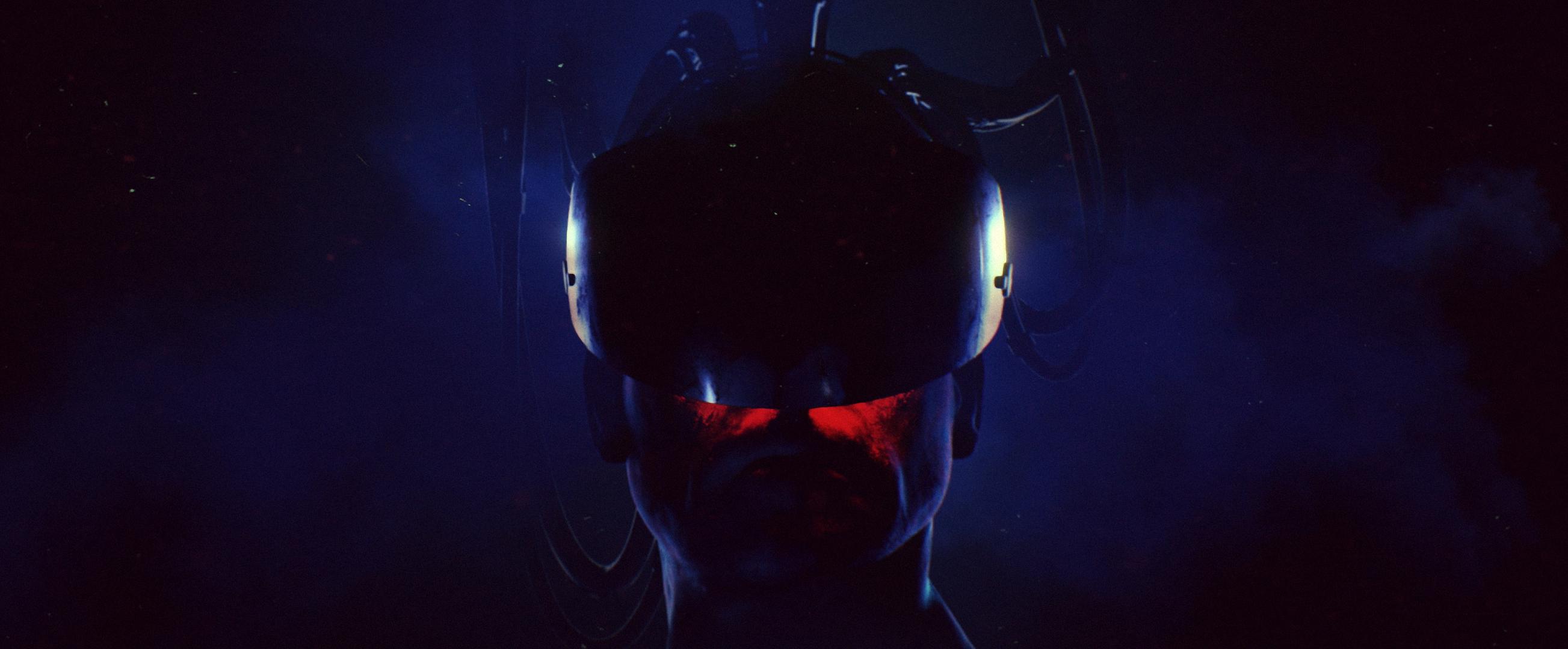 General 2606x1080 American Gods virtual reality TV Series Cinema 4D