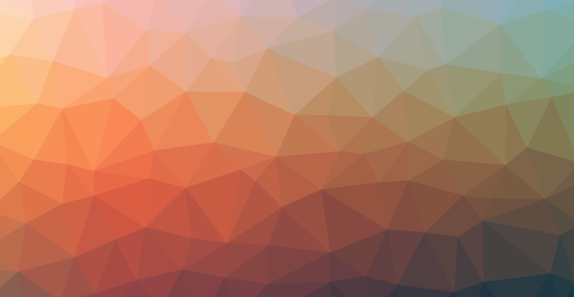 General 1980x1024 triangle abstract gradient soft gradient  Linux blue violet red orange