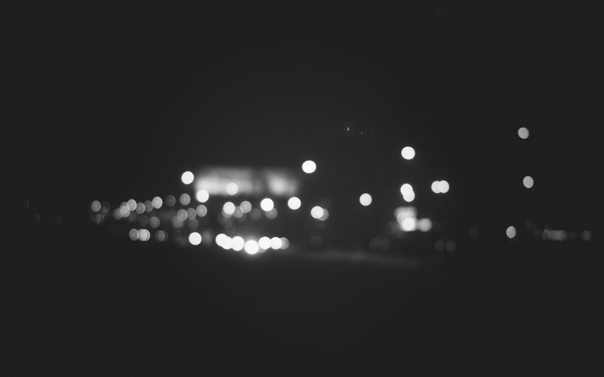 General 1920x1200 blurred photography bokeh monochrome