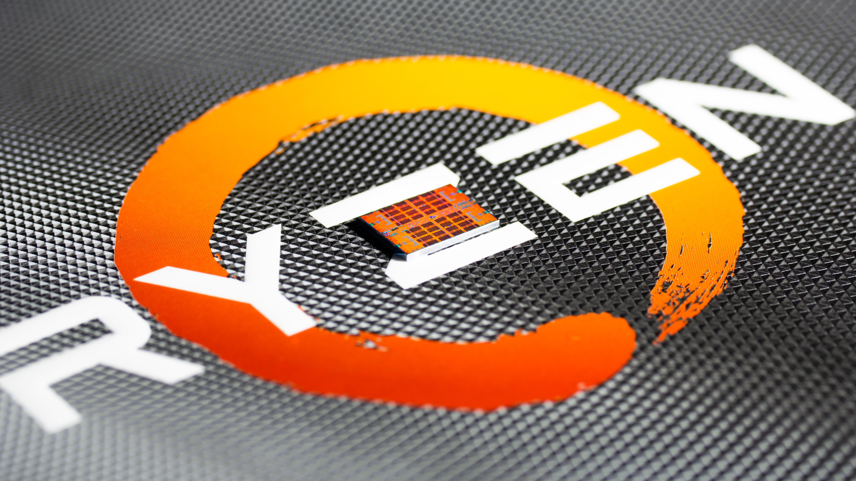 General 6000x3375 AMD RYZEN CPU integrated circuits technology