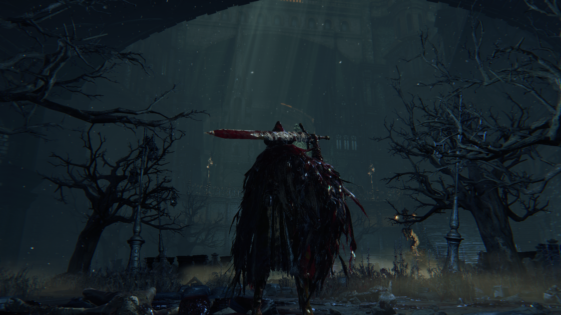 General 1920x1080 Bloodborne video games screen shot