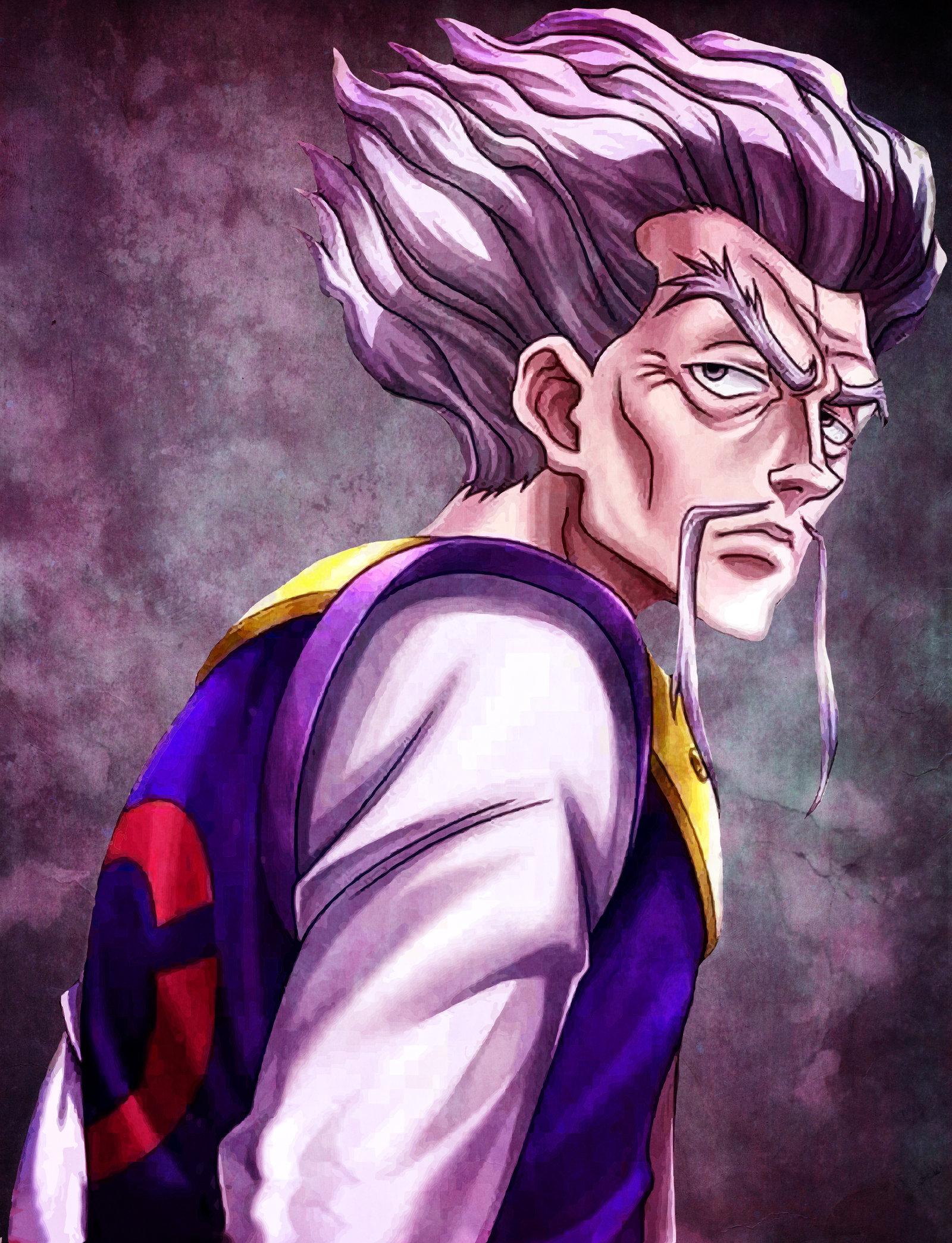 Anime 1600x2089 Hunter x Hunter Zeno Zoldyck anime anime men