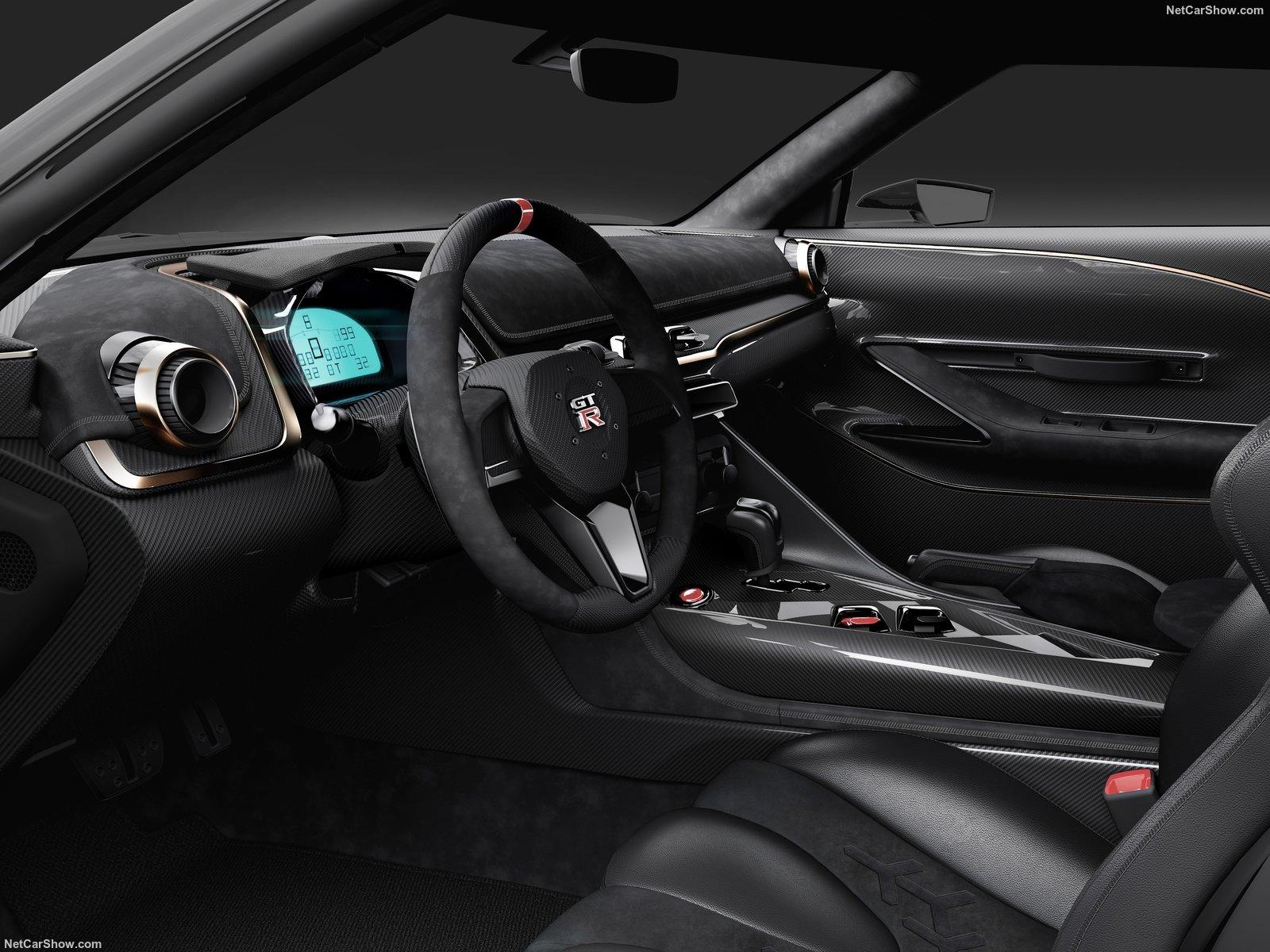General 1600x1200 Nissan GT-R50 by Italdesign Concept Nissan GTR car