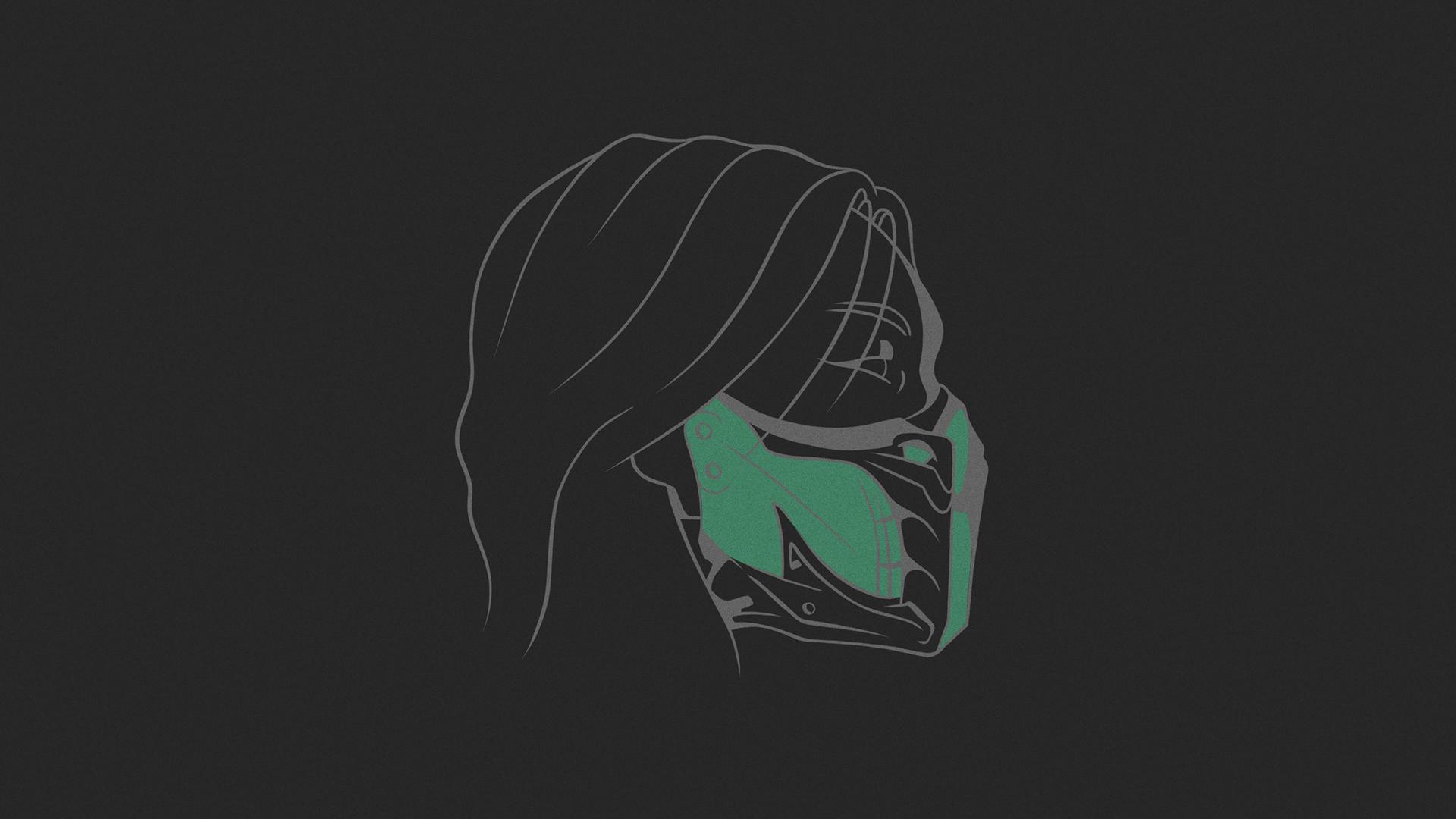 General 1920x1080 Mortal Kombat Mortal Kombat 11 simple simple background