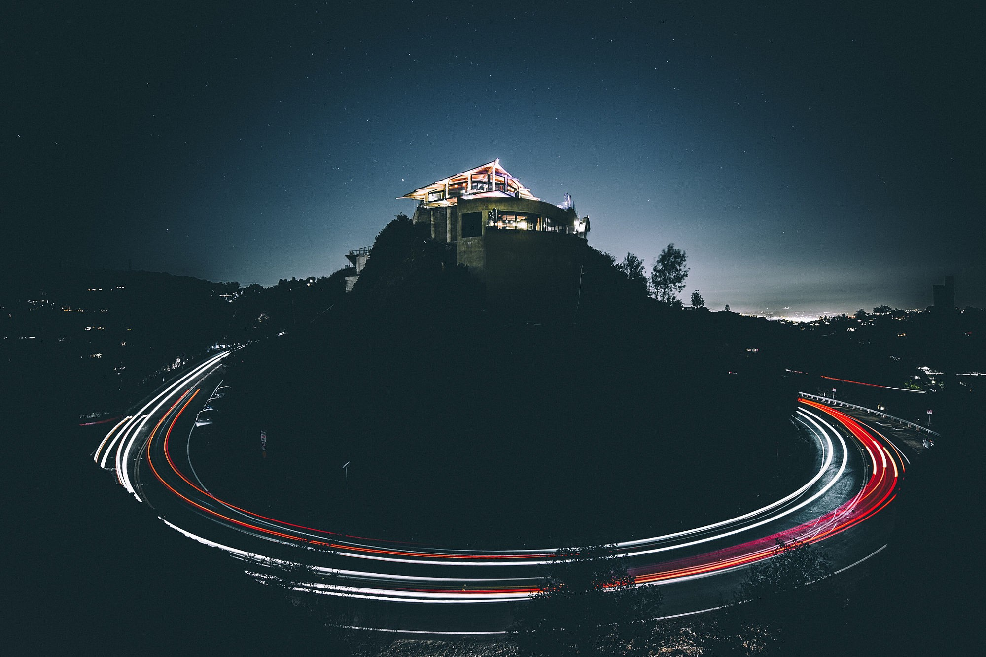 General 2000x1333 night stars house light trails Los Angeles long exposure 500px