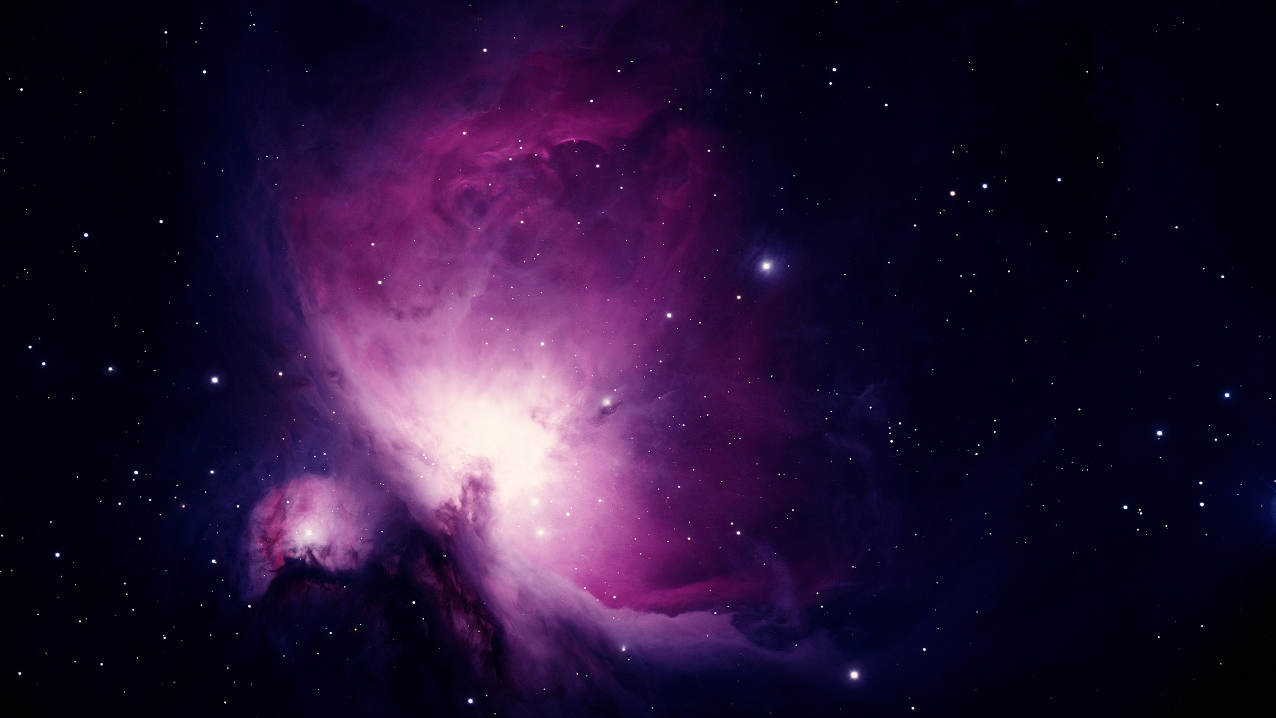 General 2560x1440 space nebula stars