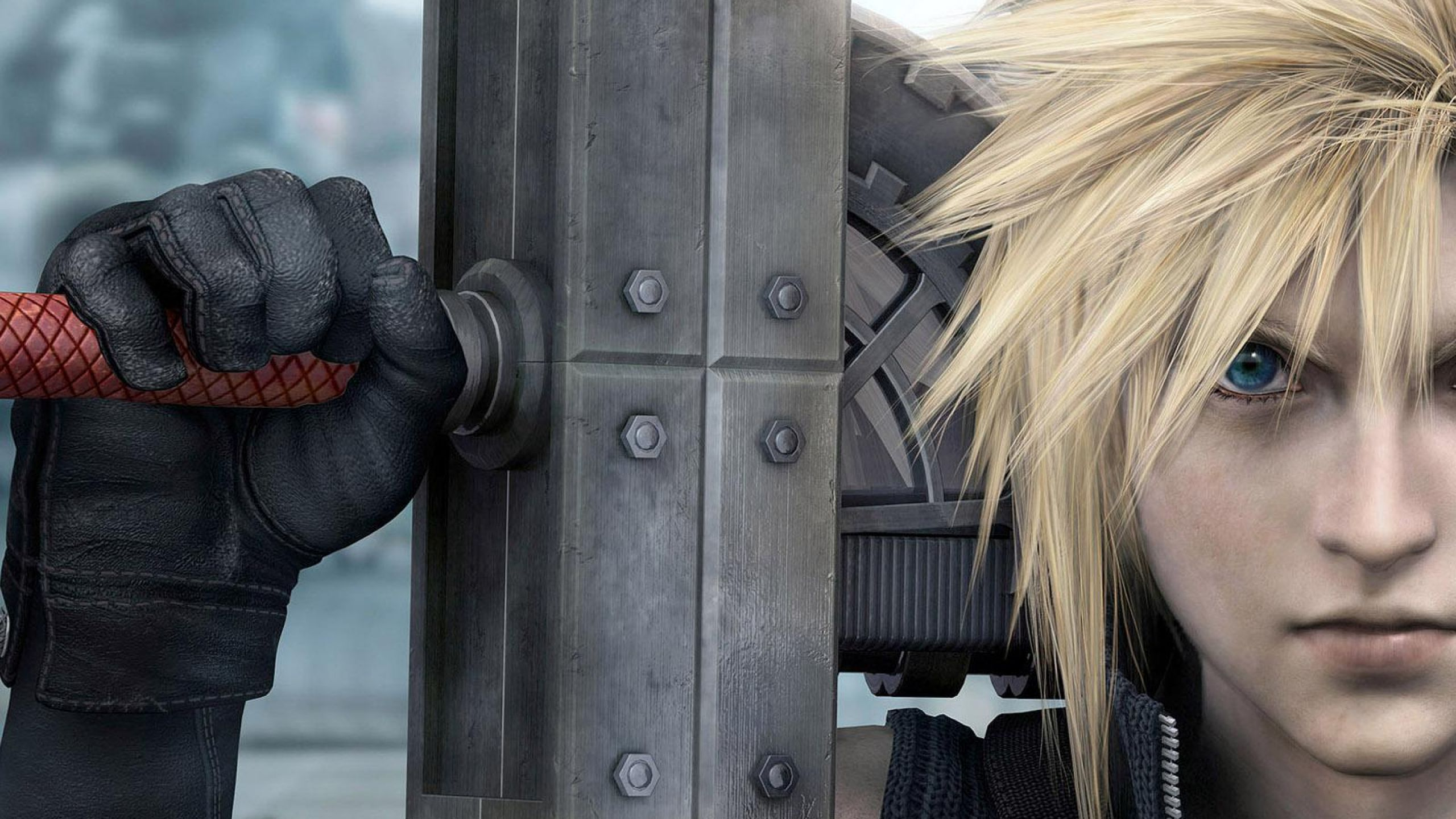 General 2560x1440 tech Final Fantasy Final Fantasy VII: Advent Children Cloud Strife Final Fantasy VII