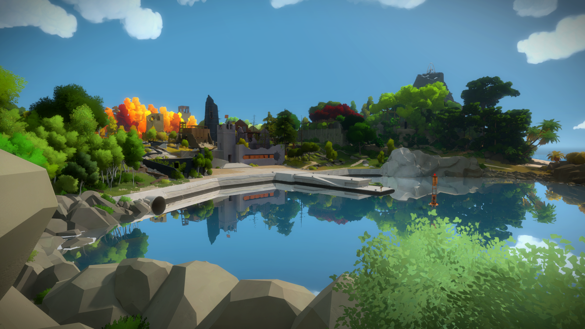 General 1920x1080 The Witness Xbox One video games
