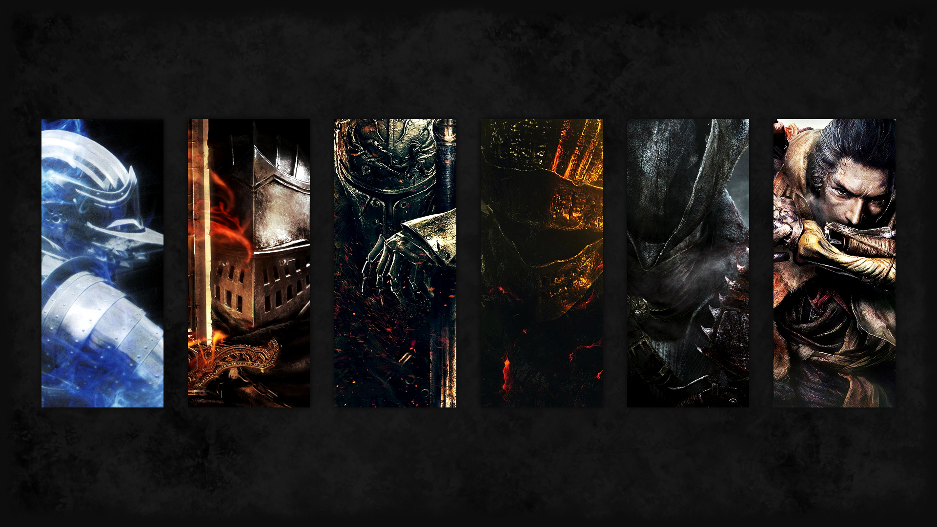 General 1920x1080 Dark Souls Dark Souls II dark souls 3 Bloodborne Sekiro: Shadows Die Twice video games Demon's Souls