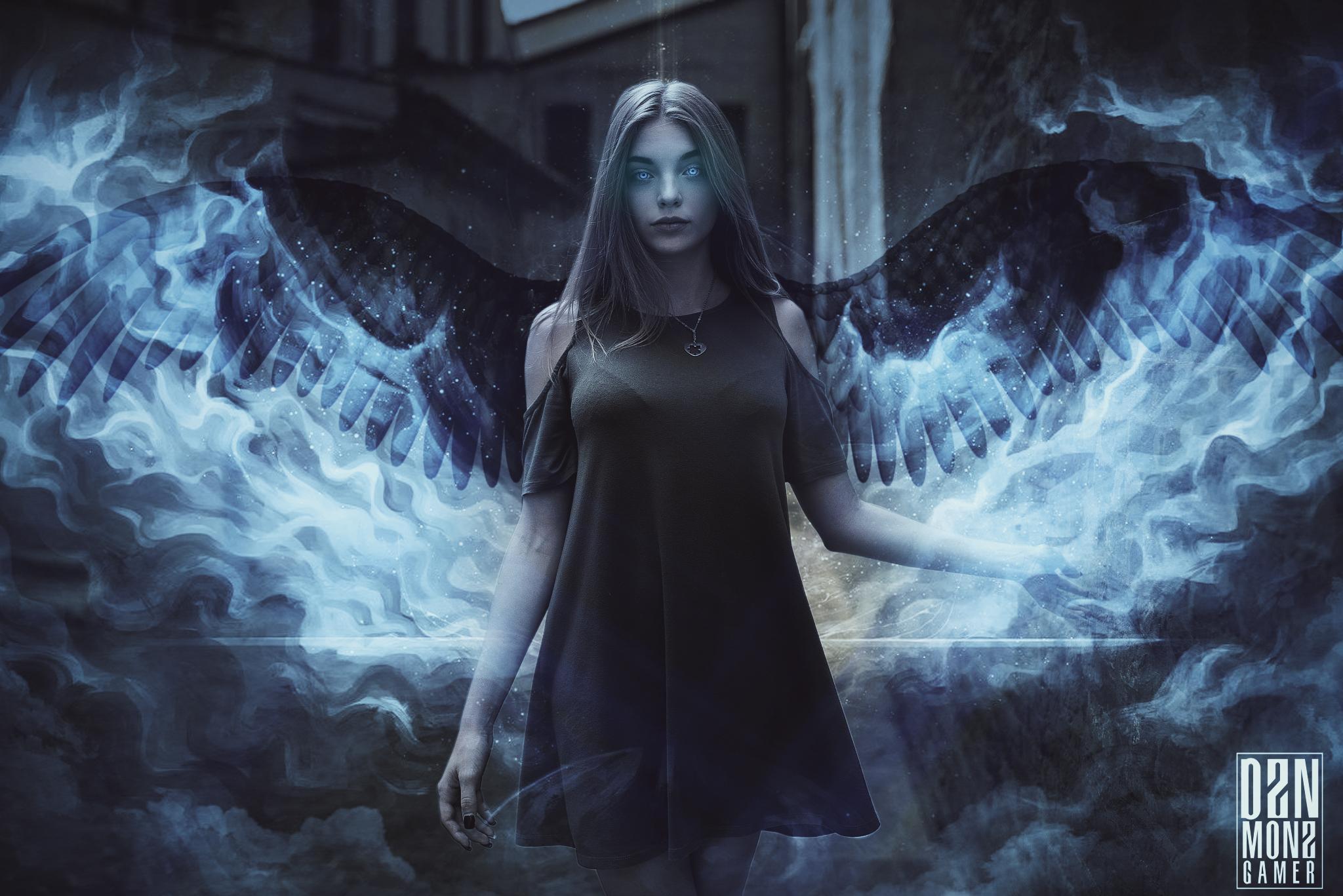 General 2048x1367 women woman angel angel