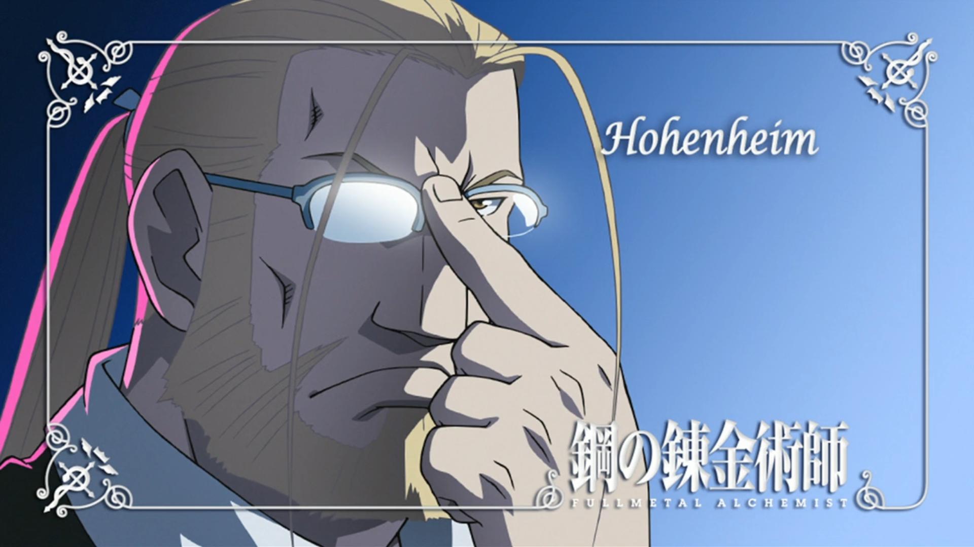 Anime 1920x1080 Fullmetal Alchemist: Brotherhood anime men beard anime