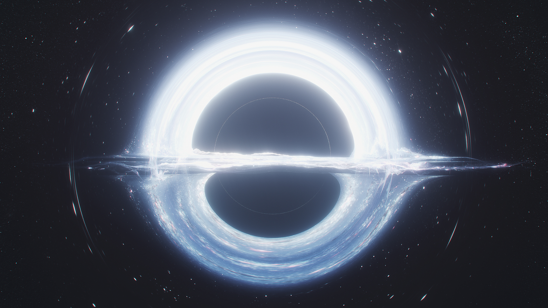 General 1920x1080 space sky black holes planet