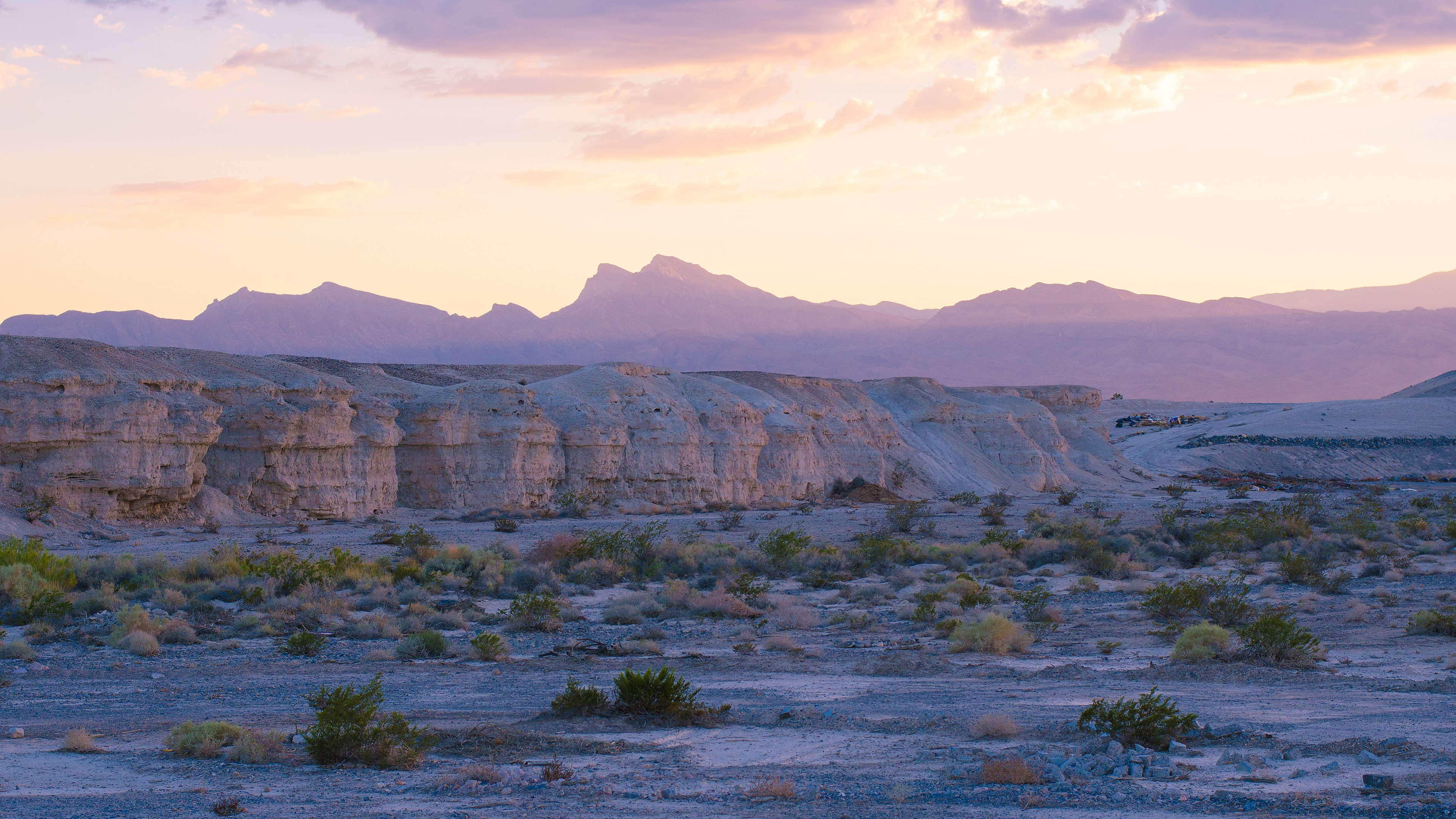 General 3840x2160 desert mountains nature landscape